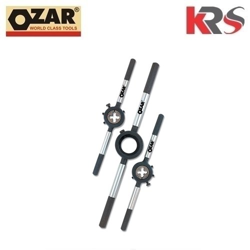OZAR Steel Round Die Stock Handle, Model: ADH-0190