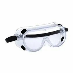 3M - 1621 Polycarbonate Safety Goggles for Chemical Splash, Thickness: 1 mm