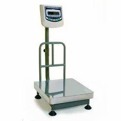 Digital Display Platform Scale