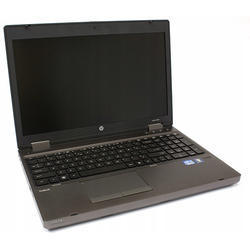 Grey Second hand Used HP Probook Laptop, 4 Gb, Screen Size: 15.6
