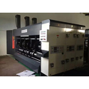 Flexo Printer Slotting Machine