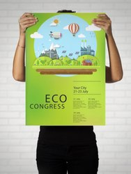 Printed Catalogue Poster