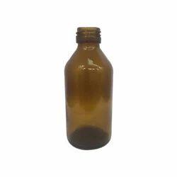 Amber 100ml 100ml Glass Bottle