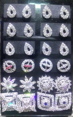 925 Sterling Silver Earring Tops