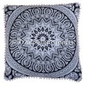 Euro Shams Indian Mandala Pillow Cases