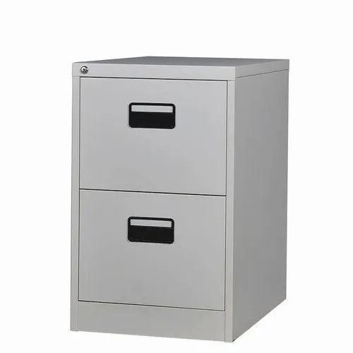 2 Drawer Mild Steel File Cabinet, File Cabinet 2 Drawer Metal