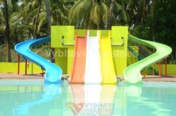 Kids Water Park Slides