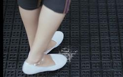 Boxy Entrance Rubber Mats