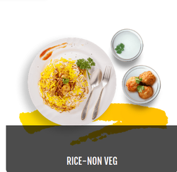 Rice-Non Veg