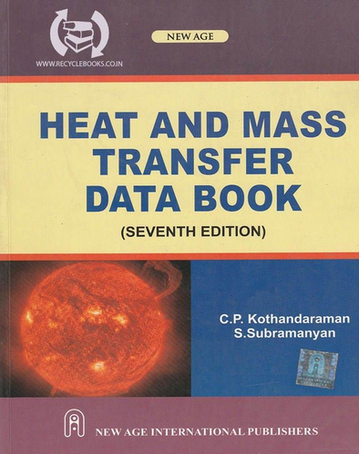 Mass book heat transfer