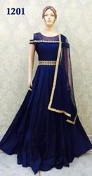 Party Wear One Piece Gown