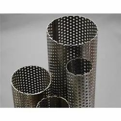 SS 316l Perforated Pipe