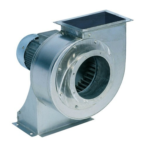 Stainless Steel Blower Manufacturer From Mumbai