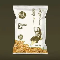 Aaha Impex Thyme Chana Dal, Packaging Size: 1 Kg, Packaging Type: Packets