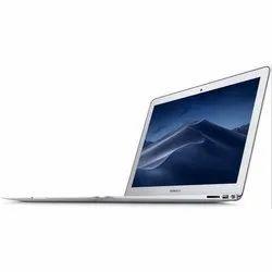 Silver Apple MacBook Air, 4gb Ram, Screen Size: 13-inch