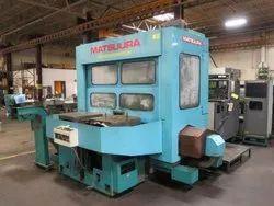 Matsura Japan HMC 630 mm x 630 mm Horizontal Machining Center