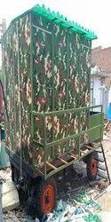 Mobile Bio Toilet Van for Army