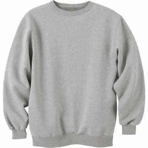 b3fb8291cf34 Men s Crewneck Sweatshirts at Rs 300  piece