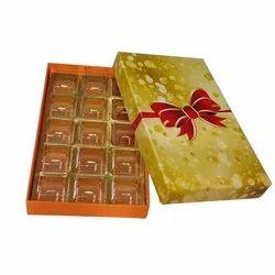 Printed Paper Chocolate Box