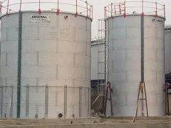 Modular Steel Water Storage Tanks