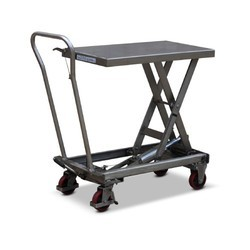 Lift Trolley, Capacity: Rated Loading Capacity: 3000kg