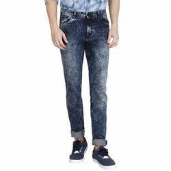 Denim Casual Wear Fancy Stretchable Jeans