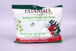 Patanjali Detergent Powder, for Laundry, Packaging Type: Sachet