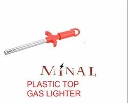 Mix Plastic Top Gas Lighter, For Kitchen