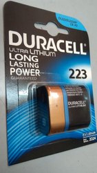 223 Duracell Lithium Battery