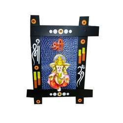 Shree Ganesh Wall Frame