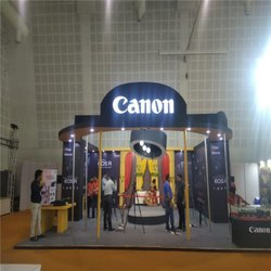 Canon Exhibition Stall