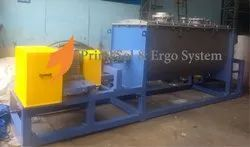 SS 304 Metal Ribbon Blender, Capacity: 50 To 15000 Kg