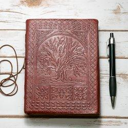 Handmade Leather Journal Notebook