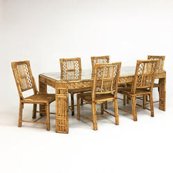 Bon Bamboo Dining Table