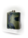 Army Hip Flask 7oz