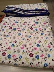 Designer Cotton Printed Double Bed Razai