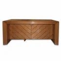 Rectangular Wooden Office Table