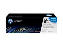 HP 125A Black Laserjet Toner Cartridge