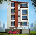 Residential Real Estate Floor For Rent In Punjabi Bagh-chawla Estates