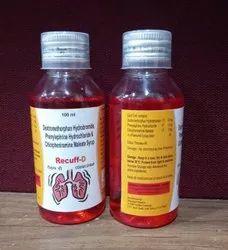 Dextromethorphan Hydrobromide, Phenylephrine Hydrochloride And Chlorpheniramine Maleate Syrup