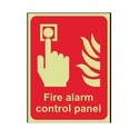 IMO Fire Control Signs