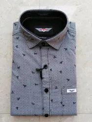 Checks Printed Shirt