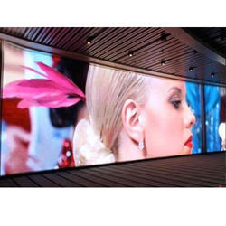 LED Video Wall Display, Airport/Transport And Hoarding Or Advertising