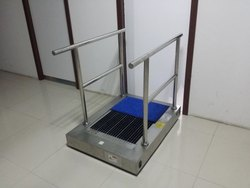 Shoe Sole Cleaning Machine Model: DCJ-1000