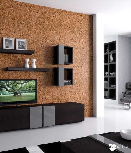 Decorative Cork Wall Tile Laminated Modular Kitchen Architect Interior Design Town Planner From Thrissur