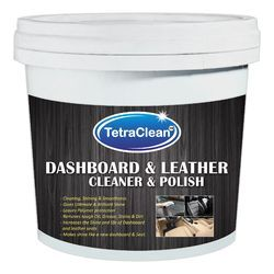 Dashboard and Leather Polish