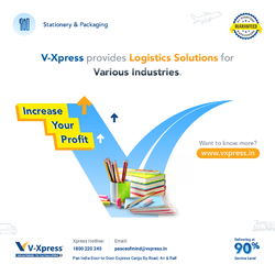 V-Xpress provides Logistics Solutions for Various Industries.