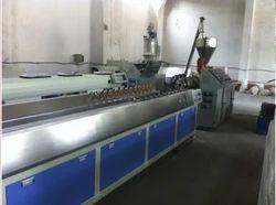 PVC Window Profile Extrusion Line Machine