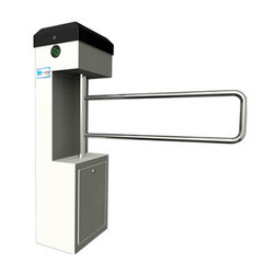 Semi Automatic Motorized P Type Swing Gate