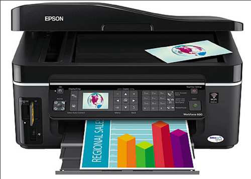 colour printout service